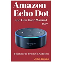 Amazon Echo Dot 2nd Generation User Manual