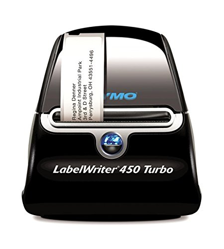 Dymo - S0838820 LabelWriter 450 Turbo Imprimante...