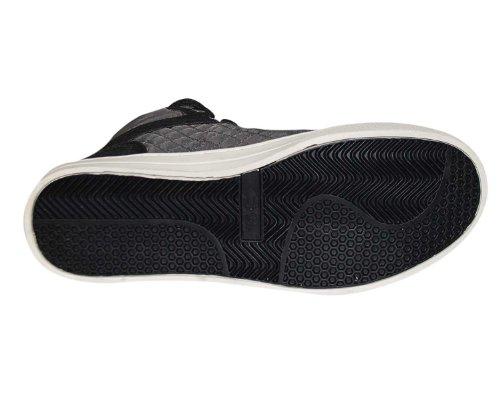 Crosshatch , Baskets mode pour homme - Dove / BLK