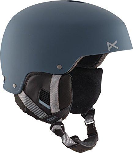 Anon Herren Snowboardhelm Striker, gray bird EU, XS (53-55cm), 13309101093