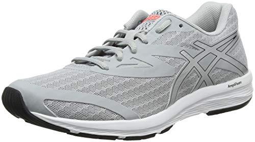 Asics Amplica, Zapatillas de Entrenamiento para Mujer, Gris (Mid Grey/Silver 020), 42 EU