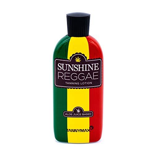 Tannymaxx Sunshine Reggae Tanning Lotion, 1er Pack (1 x 200 ml) -