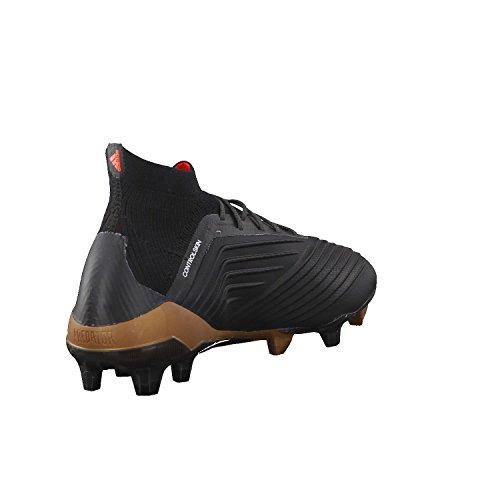 18 Fg Blanco Predator Hombre 1 Adidas Negro Botas Fútbol AwvPx4EBxq