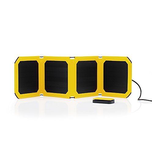WakaWaka Solar Panel & Solar Link, Gelb (Solar-panel-überspannungsschutz)
