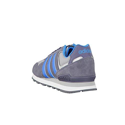 adidas NEO 10K Sneaker Onix/Solar Blue2/Clear Onix