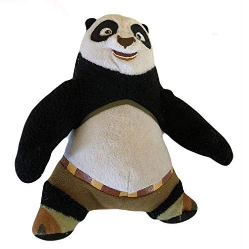 LAIBAERDAN Juguete De Peluche De Animales Panda Doll Kung Fu Panda Ragdoll Niño Regalo 40Cm, 40Cm