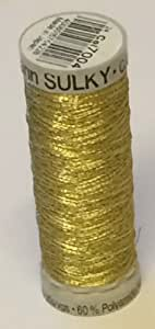 Gutermann Sulky Metallic (for Machine Embroidery) Thread 200m - 7004