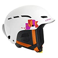 Cebe Dusk Junior Helmet (White Name)Description:The ski helmet Cebe Dusk is a brand new that you bring the lightness of a helmet but also a super fan for comfort. This helmet Cebe Dusk protect you when you fall and you will enjoy your safe ou...