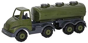 Polesie Polesie49117 Multitruck - Camión Militar para Tanque de Juguete