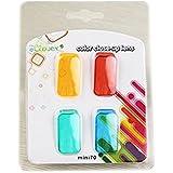 Clover CPT0147 Colorful Filter 4 Colors Magic Close-up Lens for Fujifilm Instax Mini 70 Cameras