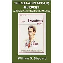 The Saladin Affair Murders (Robbie Cutler Diplomatic Mysteries Book 4) (English Edition)