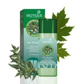 Biotique Bio Margosa Anti-Dandruff Shampoo & Conditioner - 190 ml by Biotique