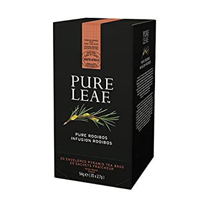 Pure Leaf Infusion Rooibos 20 Sachets Pyramides - Lot de 3