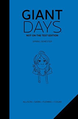 Preisvergleich Produktbild Giant Days Not On The Test Edition Vol. 2