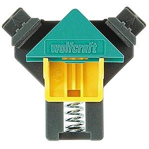 Wolfcraft 3051000 – 2 ES 22, Sargento para esquinas