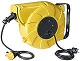 Brennenstuhl 1241221Box Electric Kabeltrommel Elektrische Automatische ABE IP4412+ 1,5m H07RN 3G2,5