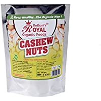 Royal Organic Food and Essential Oils Cashew Nut (200g)