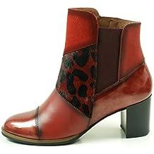 Hispanitas Brujas HI64089 Botines de cuero para mujer Ankle Boots