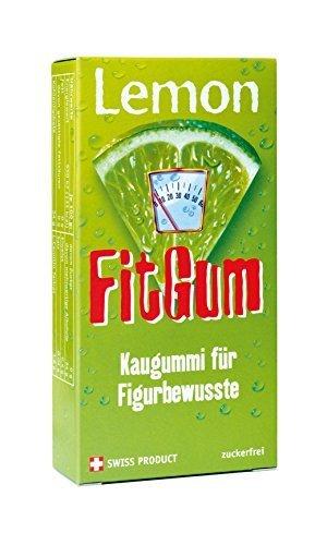 BADERs Lemon FitGum, la gomma da masticare per le persone attente al proprio fisico. Supporta la dieta dimagrante con la L-Carnitina. Senza zucchero; non danneggia i denti. Numero centrale farmaceutico 10132004
