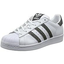 adidas Superstar W, Zapatillas de Running, Mujer