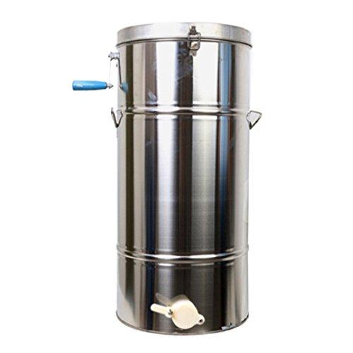Edelstahl Biene Honig Extractor Honig Zentrifuge ohne Honig Tor