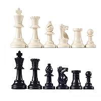 CanVivi-Schachfiguren-Design-Staunton-Schauchspiel-Schachfigurenset