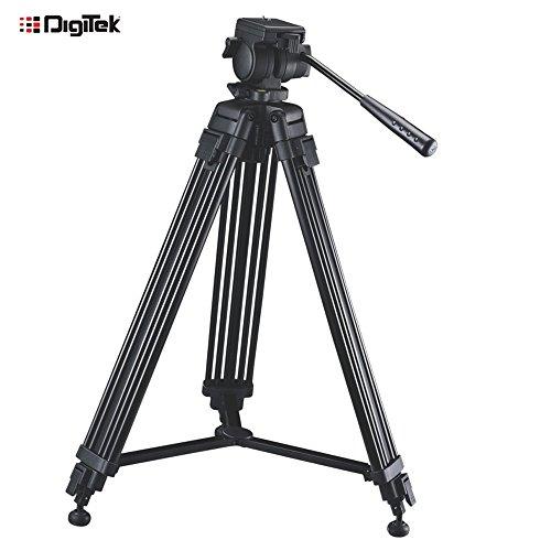 DIGITEK-Professional-Tripod-DTR-510VD-Pro-Multi-Purpose-Pan-Tilt-filming-equipment-for-Video-Cameras-DSLR-Mini-JIB-Support-System-Handle-95KG-Load-Photography-Photo-Shoot-Video-Filming-Cinematography