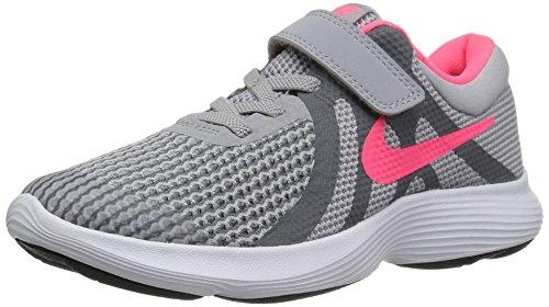 Nike Damen 943307 003 Fitnessschuhe, Mehrfarbig Multicolor, 34 EU - Nike 2 Revolution Mädchen
