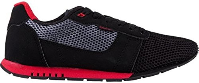 Osiris Skateboard Schuhe    Retron   Black/Red/Charcoal  Billig und erschwinglich Im Verkauf