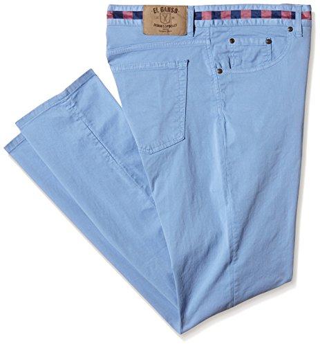 El Ganso 1020s160004, Pantalon Homme Bleu