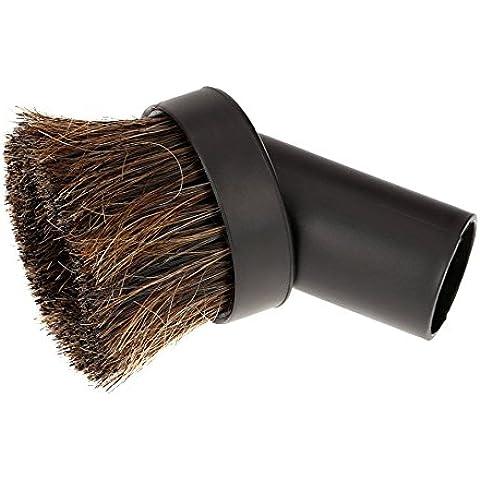 SODIAL(R)32mm Cepillo de Polvo por Aspiradora / cepillo de polvo de la fijacion de la herramienta del pelo Aspire el polvo Ronda Caballo