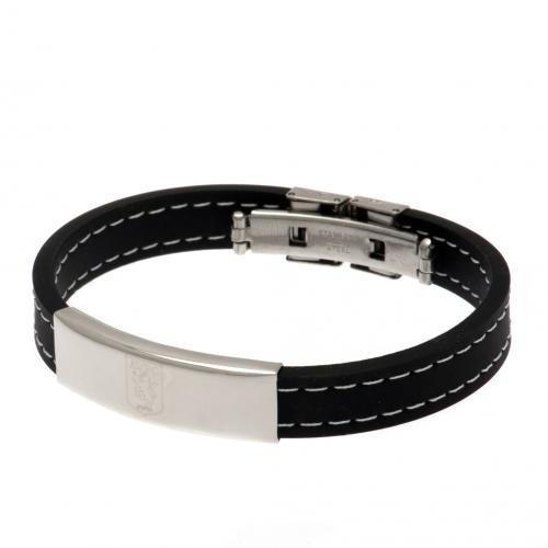 Aston Villa FC genäht Silikon Armband (Valentine-silikon-armbänder)