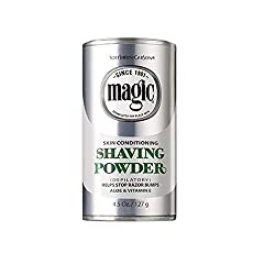 MAGIC SHAVE POWDER PLATINUM...