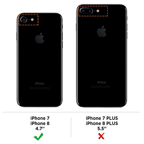 custodia wireless iphone 8