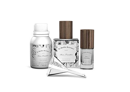 LE JARDIN RETROUVE Le Nécessaire Eau de Parfum Rose Trocadéro 125 ml