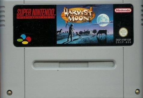 Harvest Moon SNES