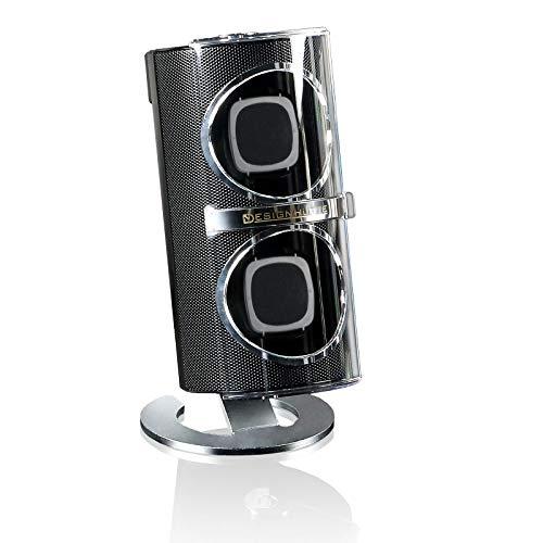 Designhütte Unisex-Uhrenbeweger One Size Schwarz 32003291