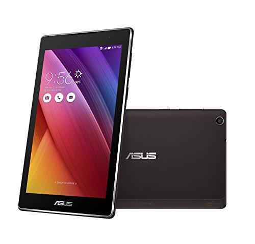 ASUS Z170CG-1A132A - Tablet de 7   WiFi  Intel Atom x3-C3230  RAM de 1 GB  memoria interna de 8 GB eMMc  c  mara de 2 MP  Android 5 0   negro