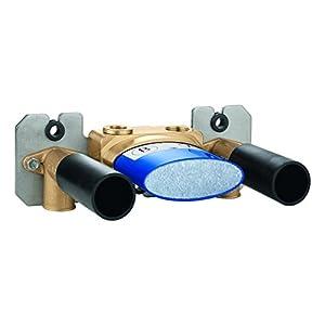 Grohe Grohterm SmartControl – Sistema de ducha termostático empotrado Cuerpo oculto Ref. 26449000