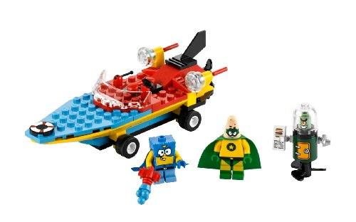Imagen 2 de LEGO Bob Esponja 3815 - Heroicos Héroes de las Profundidades