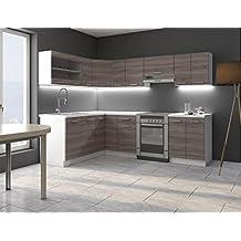 Günstige küchenzeile mit elektrogeräten  Suchergebnis auf Amazon.de für: Küchenzeile ohne Elektrogeräte