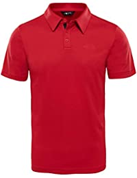 Amazon the north face ropa north face m tanken polo hombre rage red xl gumiabroncs Image collections