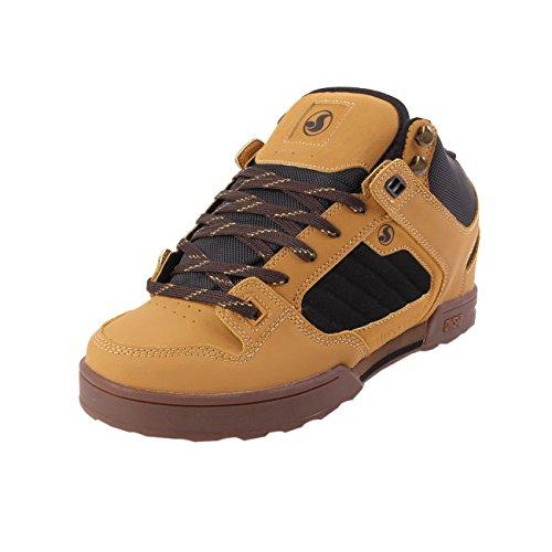DVS Apparel Militia Boot, Chaussures de Skateboard Homme, Noir, Schwarz