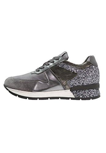 Sneaker donna Janet Sport 38809 grigio/salvia (38)