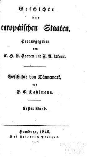 Geschichte van Dännemark