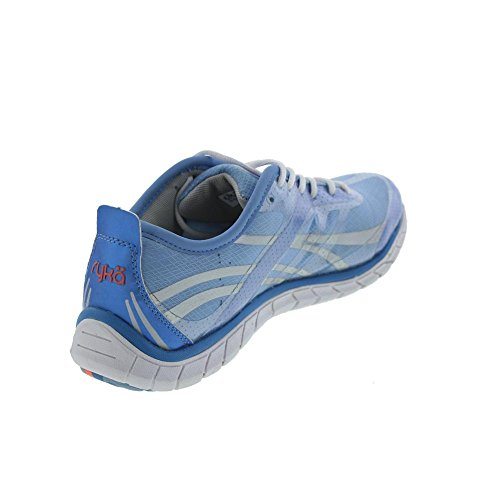 Ryka , Sandales Compensées femme Elite Blue/Electric Blue/Atomic Orange/ Silver