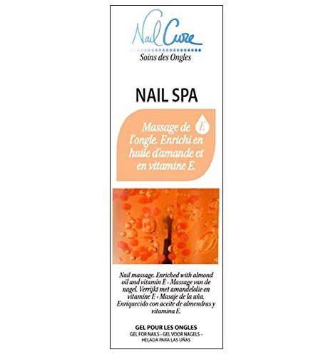 VERNIS A ONGLES SOIN SPA NAIL CURE