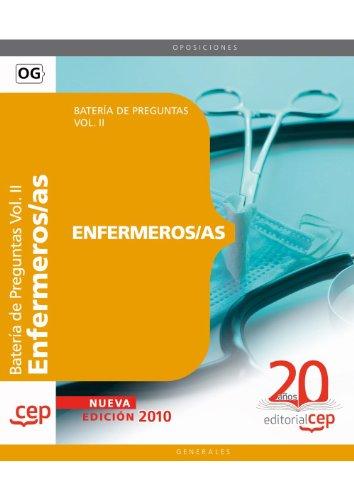 Enfermeros/as. Batería de Preguntas Vol. II. (Colección 1435) por Antonio Barranco Martos