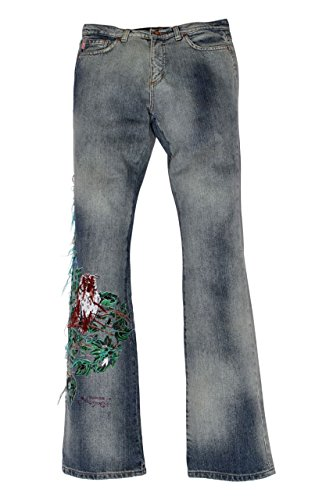 roberto-cavalli-angels-and-devils-jeans-jean-owl-fille-couleur-bleu-clair-taille-176