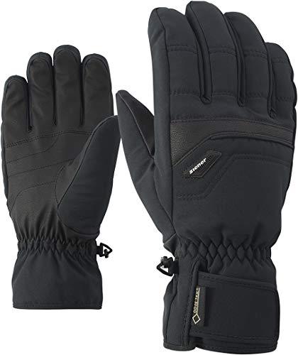 Ziener Herren GLYN GTX Gore plus warm glove ski alpine Ski-handschuhe / Wintersport | wasserdicht, atmungsaktiv
